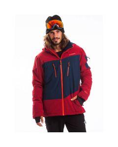 Куртка гірськолижна Fundango Privet червона