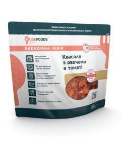 Квасоля з овочами в томаті 350 гр