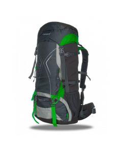 Рюкзак Campus Falcon 75+10 сіро-зелений
