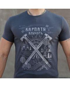 """GWEAR """"Карпати кличуть"""" футболка"""