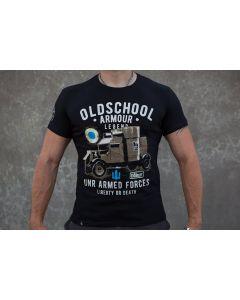 """GWEAR """"Oldschool панцерник"""" футболка"""
