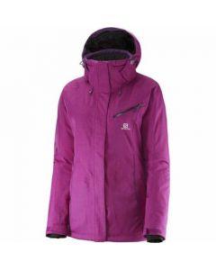 Гірськолижна куртка SALOMON FANTASY JKT W