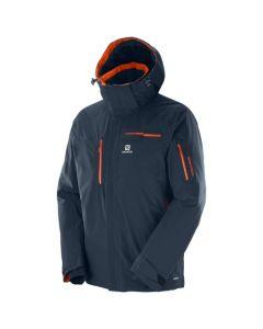 Куртка гірськолижна SALOMON BRILLANT JKT M куртка