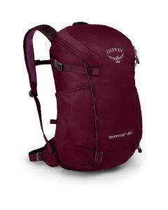 Рюкзак Osprey Skimmer 20 Plum Red - O/S - фіолетовий
