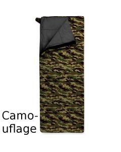 Спальник Trimm TRAVEL camouflage - 185 R - камуфляж