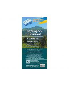 ACCA Туристична карта. Мармароси