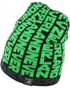 Шапка Neverland Axe зелена