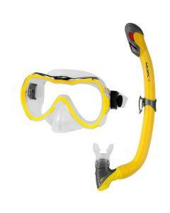 Комплект маска та трубка дитячий Aquaspeed Enzo + Samos
