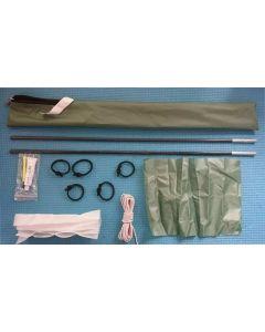 CAMPUS SPARE POLES 8,5 мм дуги та ремонт комплект до намету