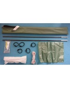 CAMPUS SPARE POLES 7,9 мм дуги та ремонт комплект до намету