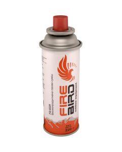 Газовий балон (цанговий) FireBird 220 г