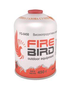 Газовий балон FireBird 450 г
