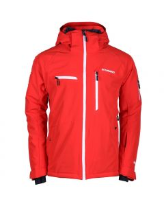 Куртка гірськолижна Fundango Natron червона