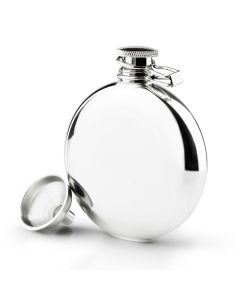 Фляга GSI Outdoors Glacier Stainless 5Fl.Oz. Classic Flask