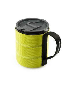 Горнятко з неопреновим захистом GSI Outdoors Infinity Bacpacker Mug