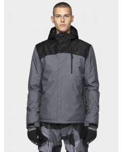 Куртка гірськолижна 4F KUMN002 сіра