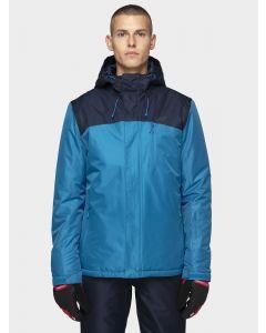 Куртка гірськолижна 4F KUMN002 синя