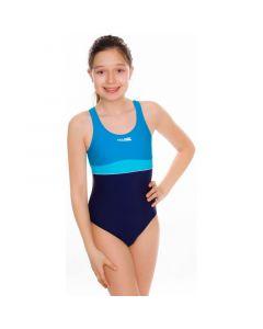 Купальник дитячий Aquaspeed Emily синій