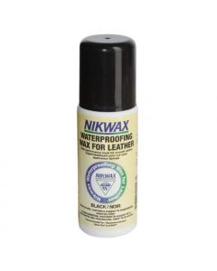 Паста Nikwax Waterproofing Wax for Leather black 125 мл