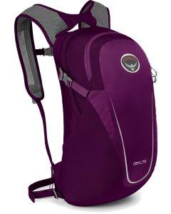 Рюкзак Osprey Daylite 13 Eggplant Purple - O/S - фіолетовий