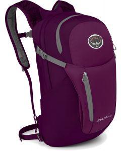 Рюкзак Osprey Daylite Plus 20 Eggplant Purple - O/S - фіолетовий