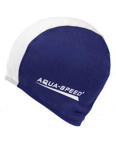AQUASPEED POLYESTER CAP шапочка для плавання