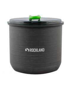 Казанок туристичний Rockland Pot 1 л сірий А000008427