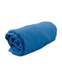 Рушник туристичний Rockland Quick-Dry L 130x75 cм синій