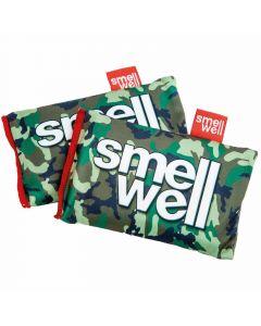 Нейтралізатор запаху і вологи SmellWell зелений