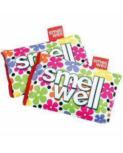 Нейтралізатор запаху і вологи SmellWell білі квіти