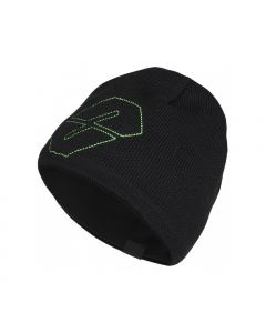 Шапка Neverland HELIX чорно зелена