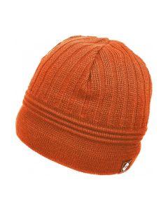 Шапка Neverland LOGAN оранжева