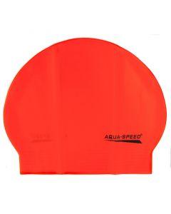 Шапочка для плавання Aquaspeed Soft Latex