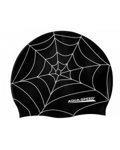 Шапочка для плавання дитяча Aquaspeed Spider