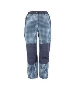 WIERA штани  , голубий, білий, S