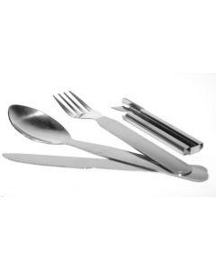 Набір столових приборів Rockland Premium Tools